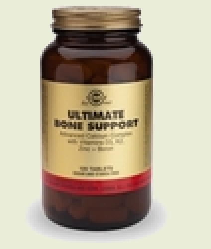 Ultimate Bone Support 120 tablets Solgar