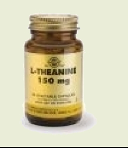 L-Theanine 150mg capsules Solgar