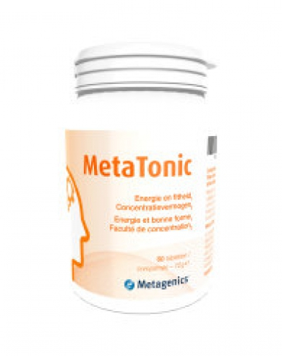 Metatonic 60 tabletten Metagenics
