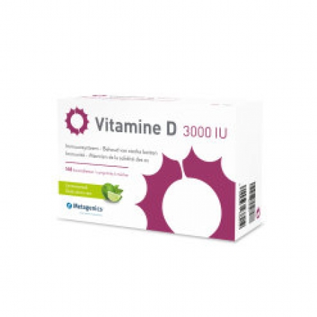 Vitamine D3 3000IU 168 tabletten Metagenics
