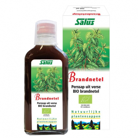 Nettle juice 200ml Salus