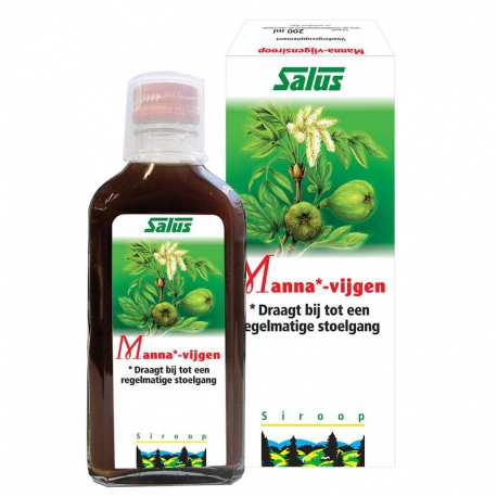 Manna fig sirop 200ml Salus