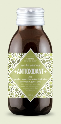 Bio shot antioxidants 100ml Organic Human