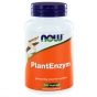 Plant enzymes 120 vegi-caps NOW