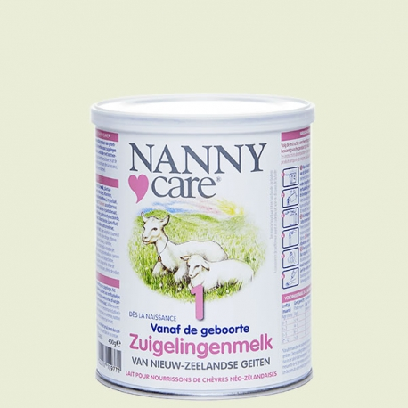 Nanny Care goat milk infant nutrition Vitals