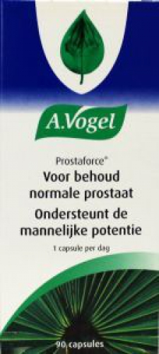 Prostaforce capsules Vogel