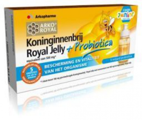 Arko Royal Royal Jelly Probiotica Kids