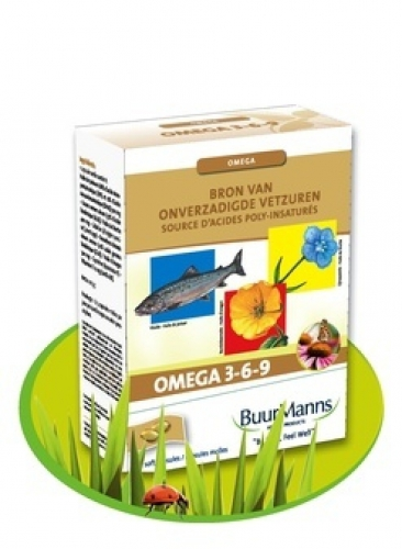 Omega 3-6-9 fatty acids buurmanns