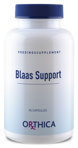 Blaas support 90 capules Orthica