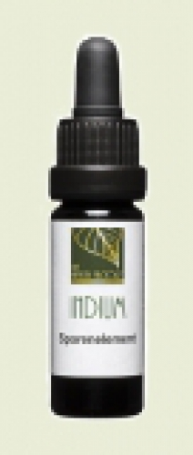 Indium + 5 ml The Health Factory