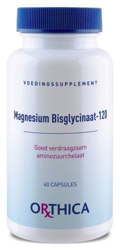 Magnesium bisglycinate-120 Orthica NEW