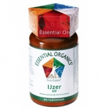 Eisen 90 Tabletten Essential Organics