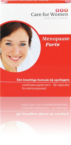 Menopause forte care for women