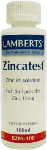 Zincatest 100ml Lamberts