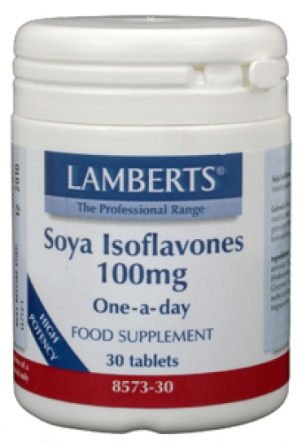 Soy isoflavones 50mg lamberts 60tabl