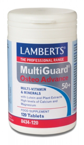 Multi guard osteoadvance 50 + 120tabl lamberts
