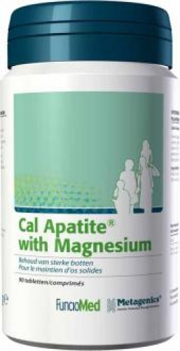 Cal Apatite Magnesium 90 tablets Metagenics