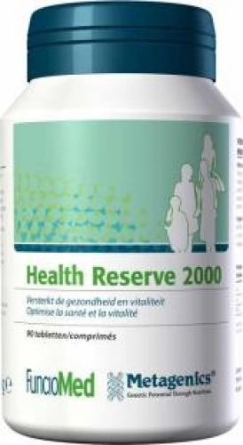Health Reserve 2000 90 tablets Metagenics
