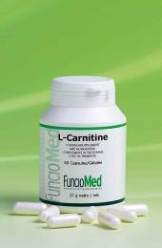 L-carnitine metagenics 60c