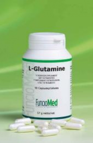 L-glutamine, 90 capsules Metagenics