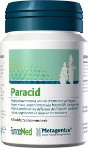 Paracid 45c Metagenics