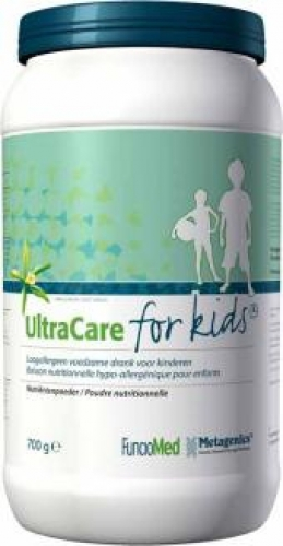 Ultracare for kids vanille 700g metagenics