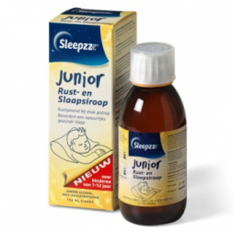 Junior rest and sleep syrup 150ml sleepzz