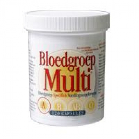 Blood group A Multi 120 capsules