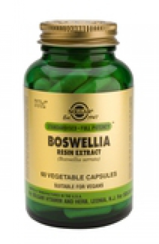 Boswellia Resin Extract vegetable capsules Solgar 60