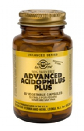 Solgar acidophilus Advanced Plus