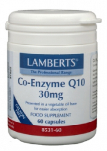 Co-enzyme q10 30mg lamberts