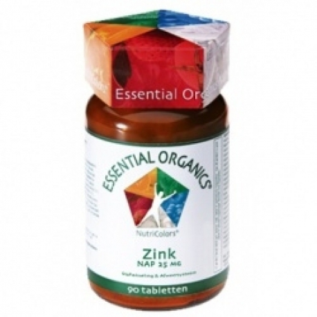 Zink 90 tabletten Essential Organics