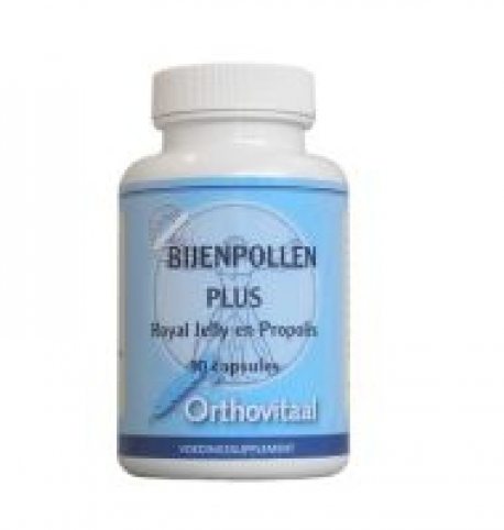 Bijenpollen + Royal jelly Orthovitaal