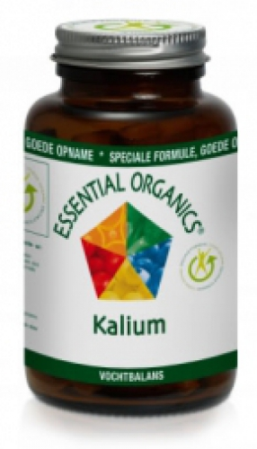 Kalium-60 Tabletten Essential Organics