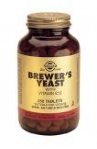 Brewer's Yeast Brewer's yeast tablets 250 Solgar