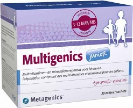 Junior Multigenics Metagenics