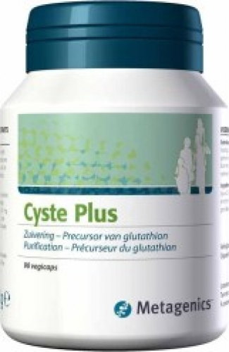 Cyste Plus 90 capsules Metagenics