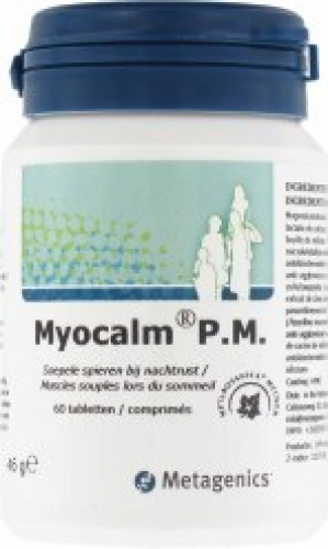 MyoCalm P.T. 60 tabletten