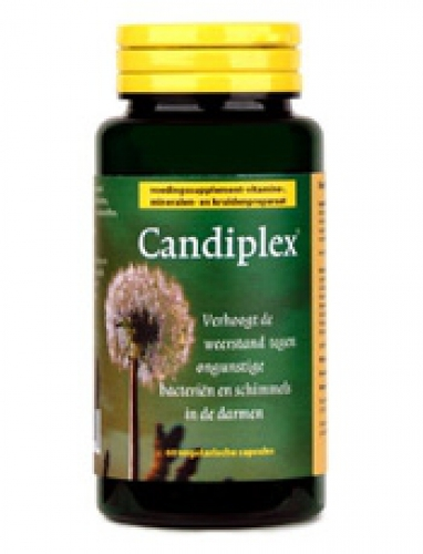 Candiplex 60 vegicaps Venamed