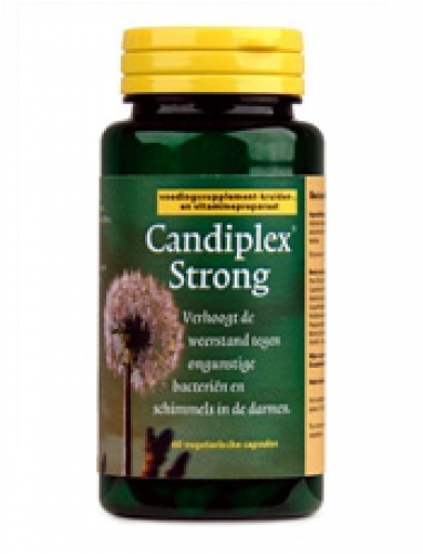 Candiplex strong60 vegicaps Venamed