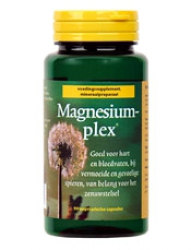 Magnesiumplex 60 vegicaps Venamed