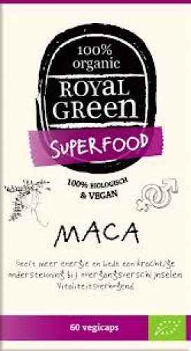 Maca 60 vegi caos Royal Green