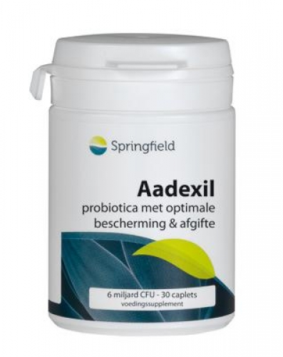 Probiotiques Aadexil 6 milliards Springfield