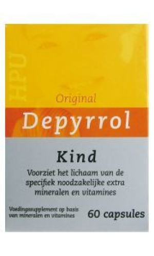 Depyrrol child 60 capsules