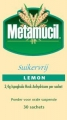 Metamucil 30 sach lemon sugar free
