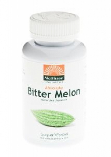 Absolute Bitter Melon Extract Mattisson 500mg 60vc