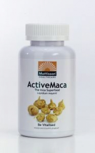 Active Maca Mattisson 750mg 90vc