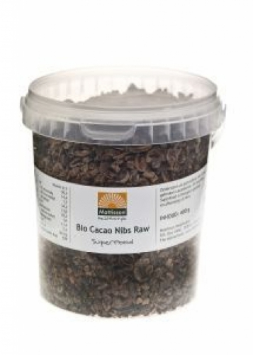 Bio Cacao Nibs Raw Mattisson 400gr