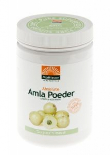 Absolute amla Pulver 250g Mattisson