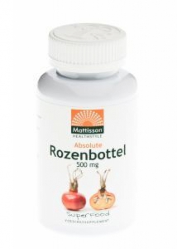 Absolute Rozenbottel Mattisson 500mg 90caps
